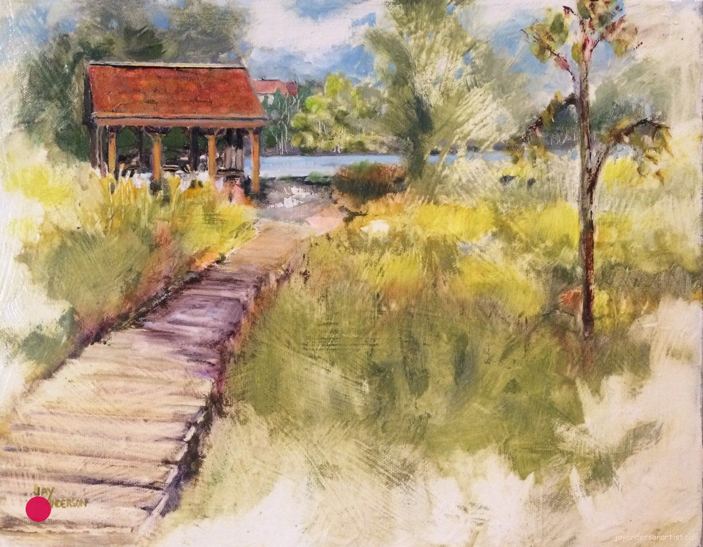 Chapman Mills Boardwalk SOLD